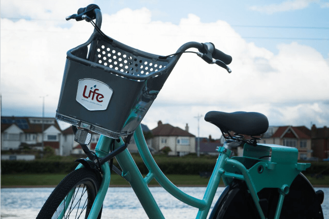 Move Over Boris, The Bricycles Have Landed
