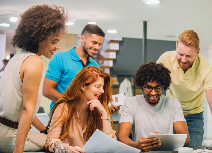 Happy Workplace Employee Benefits EngageHealthGroup